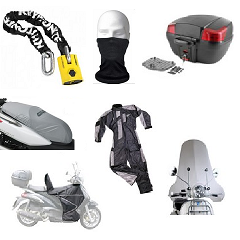 accessoire moto hiver